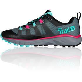 Salming Trail 5 Running Shoes Women grey/black
